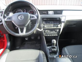 Prodám Škoda Rapid 1,6 TDi, 77KW, ČR, KLIMA, ESP, SERV