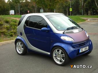 Prodám Smart Fortwo 0.8 DCi TOP STAV