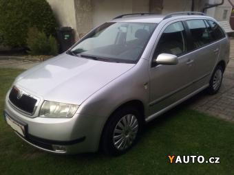 Prodám Škoda Fabia 1.4 16V 55KW,  KLIMA