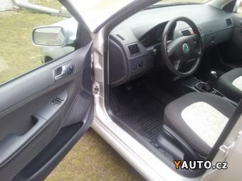 Prodám Škoda Fabia REZERVOVÁNO.