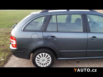 Prodám Škoda Fabia 1.4 16V 55KW AMBIENTE.