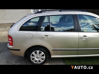 Prodám Škoda Fabia ELEGANCE 1.4 16V, 55KW, KL
