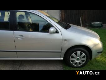 Prodám Škoda Fabia 1.4 16V 55KW,  ZACHOVALÁ.