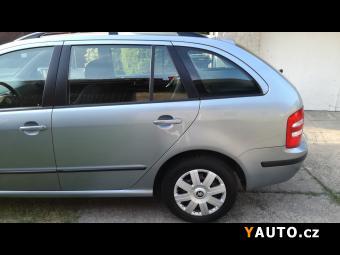Prodám Škoda Fabia 1.4 16V 55KW. ZACHOVALÝ STAV.