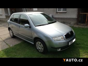 Prodám Škoda Fabia 1.2 12V 47KW ZACHOVALÁ.
