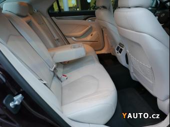 Prodám Cadillac CTS 3,6 V6 Sport REZERVACE