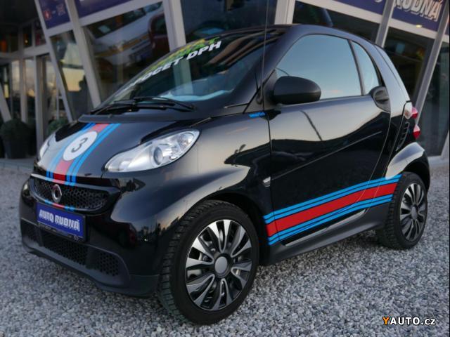 Prodám Smart Fortwo 1,0 mhd Smartini edition REZER
