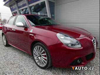 Prodám Alfa Romeo Giulietta 1,8 TBi Q. Verde 235 PS