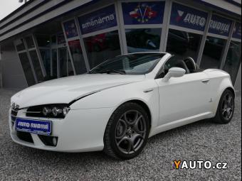 Prodám Alfa Romeo Spider 2,2 JTS 16V