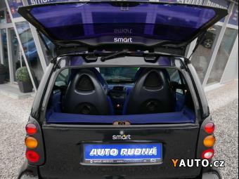 Prodám Smart Fortwo 600 Turbo Automat