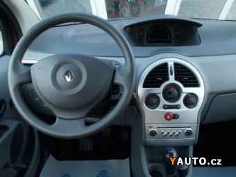 Prodám Renault Modus 1,2i 16V REZERVACE