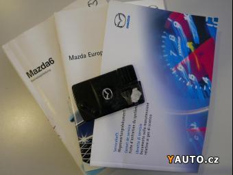 Prodám Mazda 6 2,3i 4WD Automat REZERVACE