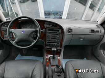 Prodám Saab 9-5 2,3T Aero Automat REZERVACE