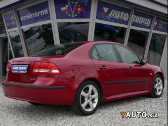 Prodám Saab 9-3 2,0-T Vector Sportsed