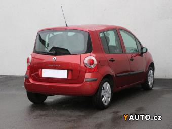 Prodám Renault Modus 1.2 16V, Serv. kniha