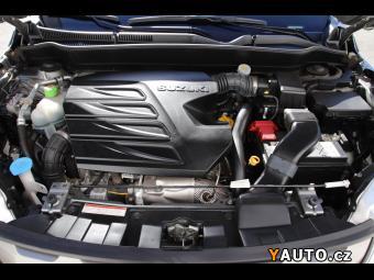 Prodám Suzuki Vitara 1.6DDiS, Serv. kniha