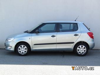 Prodám Škoda Fabia 1.2, 1. maj, ČR