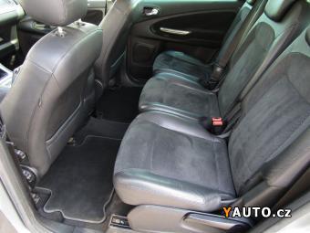 Prodám Ford S-MAX 2.0TDCi, Serv. kniha
