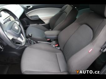 Prodám Seat Ibiza 1.4 16V, Serv. kniha