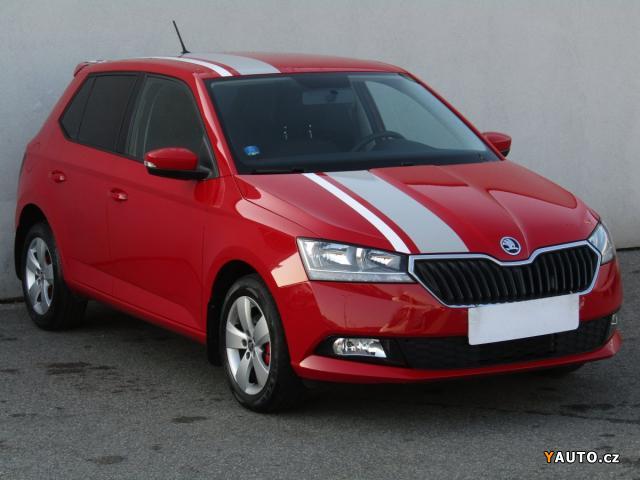 Prodám Škoda Fabia III 1.0MPi, 1. maj, ČR