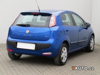 Prodám Fiat Punto Evo 1.2, ČR