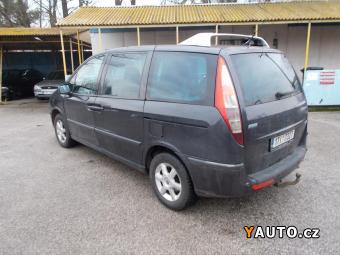 Prodám Fiat Ulysse 2,2 JTD EMOTION