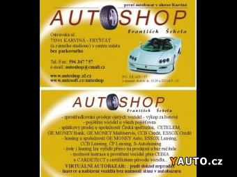 Prodám Chevrolet Spark