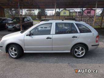 Prodám Škoda FABIA COMBI 1.4 16V Classic Combi