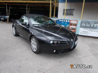 Prodám Alfa Romeo Spider 2.4 JTD