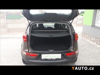 Prodám Kia Sportage 2,0 CRDi TOP STAV