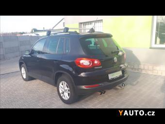Prodám Volkswagen Tiguan 1,4 TSi 4x4, NAVI, PO ROZVODE