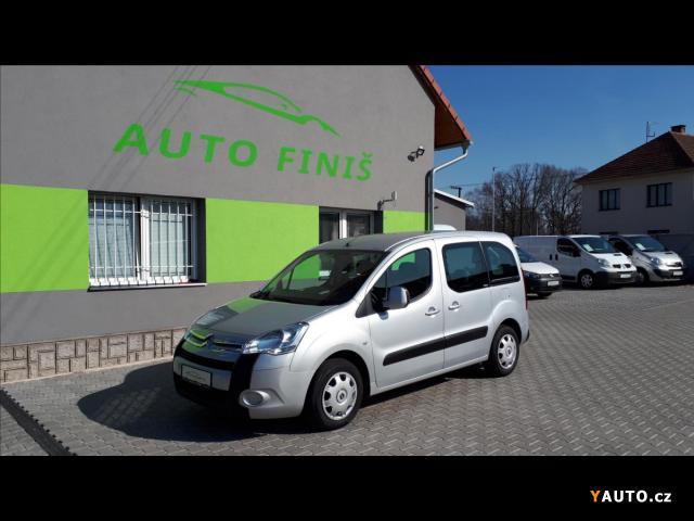 Prodám Citroën Berlingo 1,6 HDi MULTISPACE, NEZ. TOPEN