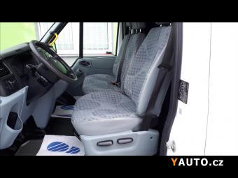 Prodám Ford Transit 2,2 TDCi L1H1, Nez. Topení