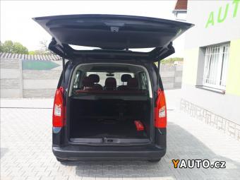 Prodám Citroën Berlingo 1,6 HDi MULTISPACE, Po Servis