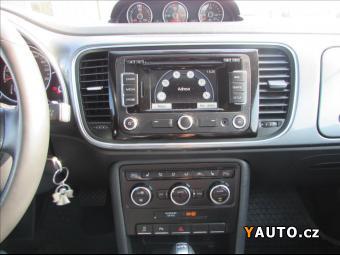 Prodám Volkswagen New Beetle 1.6 Panorama, DSG, NAVI