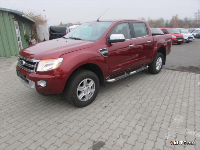 Prodám Ford Ranger 3.2 LIMITED 4x4 200ps č. 146.