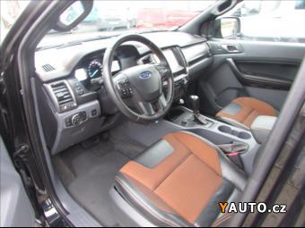 Prodám Ford Ranger 3.2 4x4 WILDTRAK