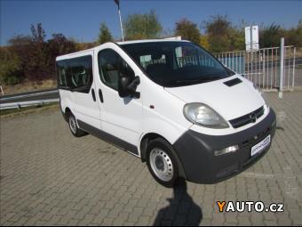 Prodám Opel Vivaro 1,9 9 míst, ABS, č. 59.