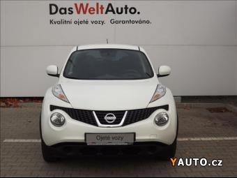 Prodám Nissan Juke 1.6i VISIA Plus