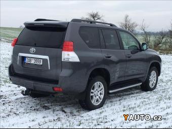 Prodám Toyota Land Cruiser 3,0 7 MÍST D-4D AUT. LUX NAVI