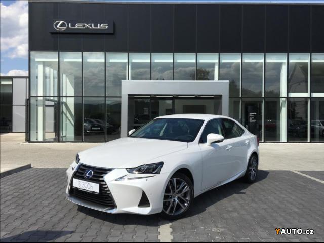 Prodám Lexus IS 300 2,5 EXECUTIVE NAVI