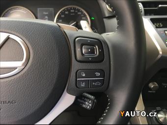 Prodám Lexus NX 300 2,5 PRESTIEGE SAFETY PACK