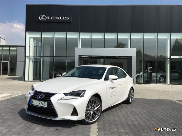 Prodám Lexus IS 300 2,5 IS 300H LUXURY