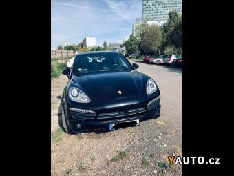 Prodám Porsche Cayenne 4,1