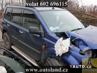 Prodám Nissan X-Trail 2,2 VOLAT 602 696115