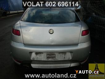 Prodám Alfa Romeo GT 2,0 VOLAT 602 696114