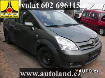 Prodám Toyota Corolla Verso 2,0 VOLAT 602 696115