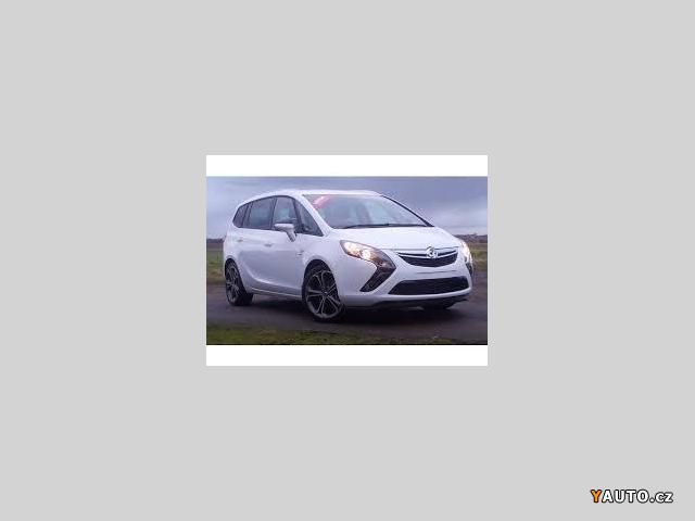 Prodám Opel Zafira 1,6 Tourer COSMO CNG 125 kM