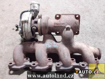 Prodám Ford Transit turbodmychadl VOLAT 602 696111