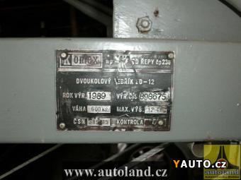 Prodám  Kolový žebřík VOLAT 602 320593